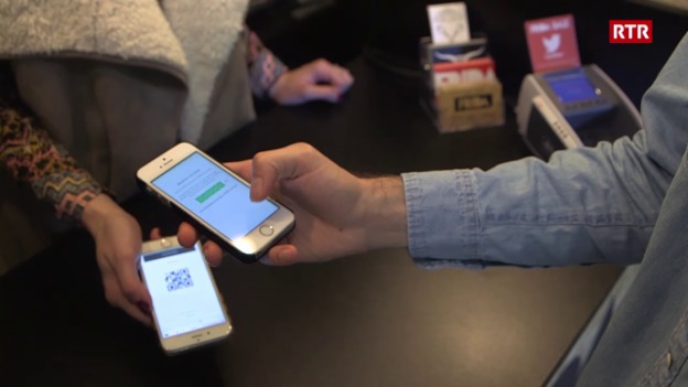 Laschar ir video «Tge è mobile payment?»