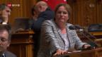 Video «Martullo-Blocher wird Vizepräsidentin der SVP» abspielen