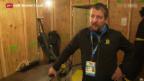 Video «Ski: WM in Vail/Beaver Creek, Der Servicemann von Luca Aerni» abspielen