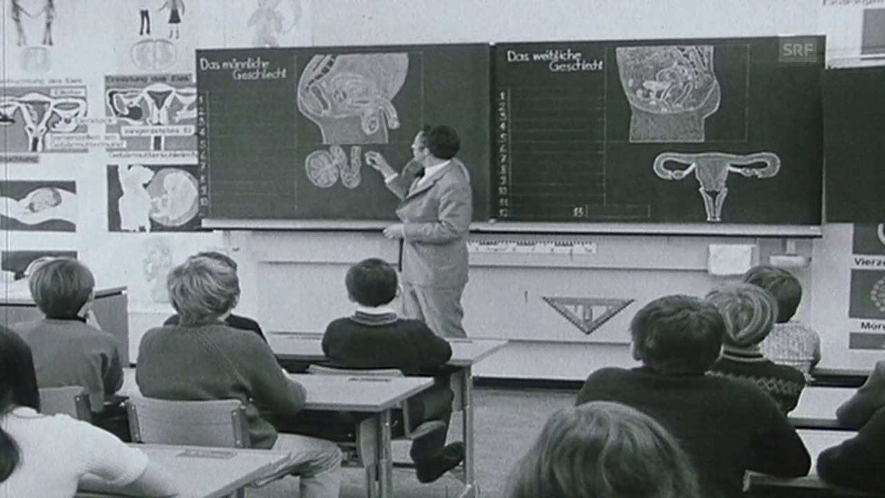 Aufklärungsunterricht («Tipps für Sie», 27.2.1971)