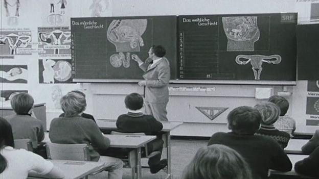 Video «Aufklärungsunterricht («Tipps für Sie», 27.2.1971)» abspielen