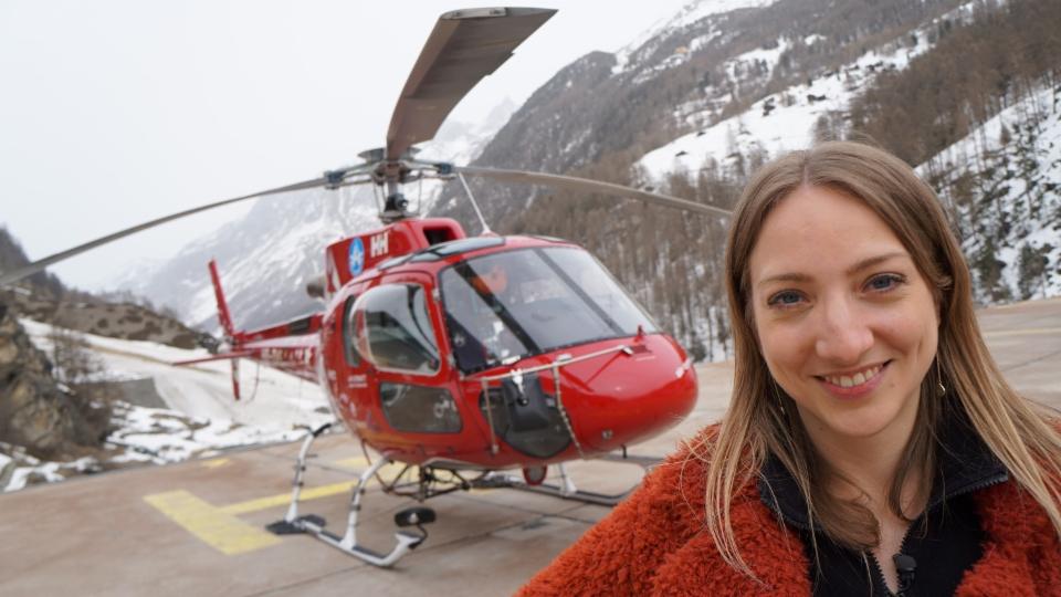 Mit dem Helikopter zum Matterhorn (Staffel 5, Folge 1)