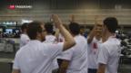 Video «Schweizer Team punktet bei Robotik-WM in Japan» abspielen