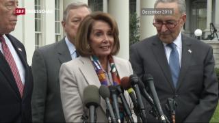 Video «Nancy Pelosi wird Vorsitzende des US-Repräsentantenhauses» abspielen