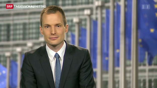 Video «Letzter grosser Pfeiler zur Bankenunion» abspielen