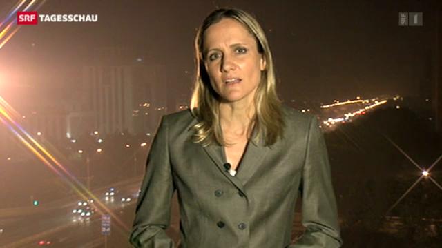 Barbara Lüthi in Peking: «Urteil steht bereits fest»