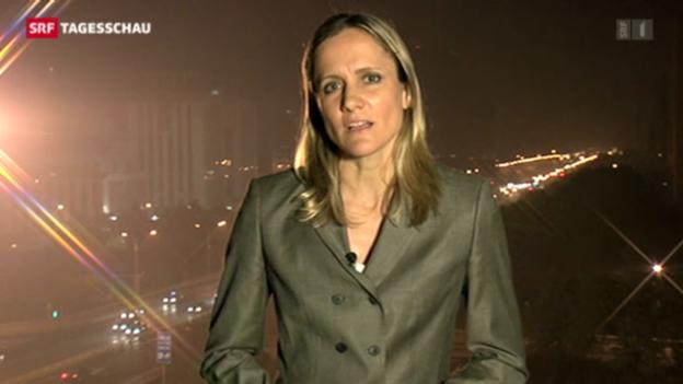 Video «Barbara Lüthi in Peking: «Urteil steht bereits fest»» abspielen