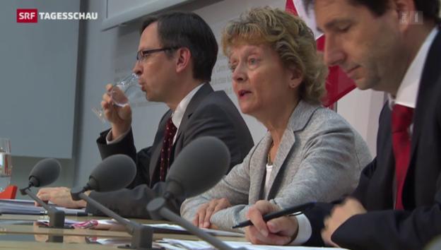 Video «Bundesrat legt Unternehmenssteuerreform III vor» abspielen