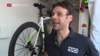 Video «Auch ein Fahrrad muss in die Dopingkontrolle» abspielen