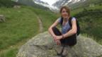 Video «Sängerin Sina im Tal ihrer Inspirationen und Vergangenheit» abspielen
