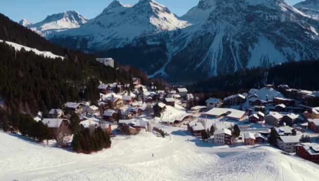 Video ««SRF bi de Lüt – Winterfest»: live aus Arosa» abspielen