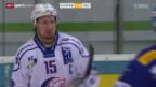 Video «Eishockey: NLA, Kloten Flyers - ZSC Lions» abspielen
