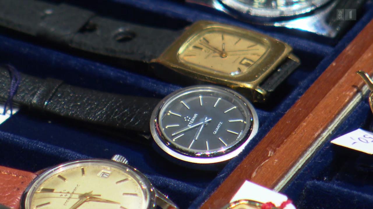 Alte Uhren: So ziehen Händler Laien über den Tisch
