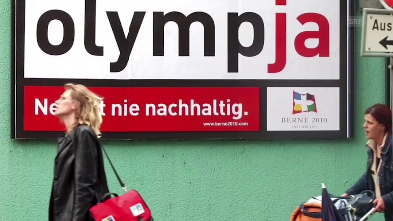 Olympiakandidatur Bern