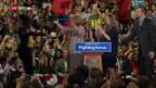 Video «FOKUS: Hillary Clinton startet durch» abspielen