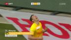 Video «YB lässt St. Gallen keine Chance» abspielen