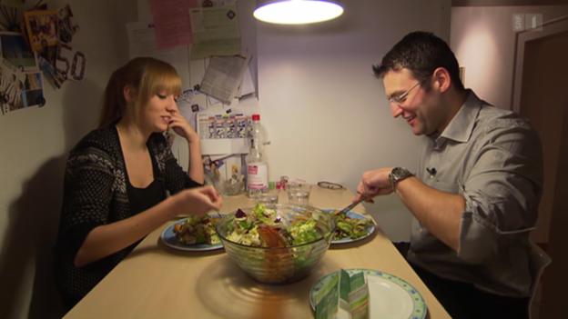 Video «Paare leben gemeinsam gesünder» abspielen