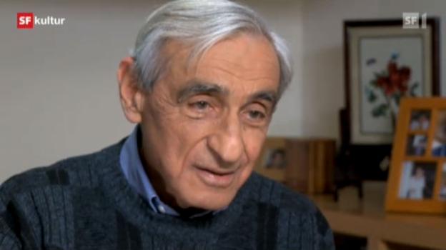 Video «Michael Walzer - Ein streitbarer Philosoph» abspielen
