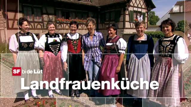 «SRF bi de Lüt – Landfrauenküche» (2): Lotti Baumann