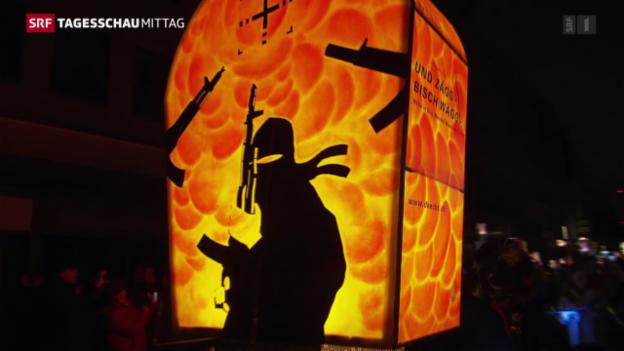 Video ««Morgestraich, Vorwärts, Marsch!»» abspielen