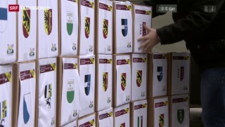 Video «Nationalrat: Ausnahme für die Ausschaffungs-Initiative» abspielen