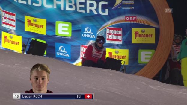 Video «1. Sprung Lucien Koch» abspielen