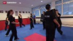 Video «Frauen lernen sich zu verteidigen» abspielen