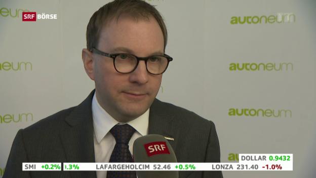 Video «SRF Börse vom 07.03.2018» abspielen
