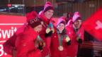Video «Olympische Winterspiele – Die Bilanz» abspielen