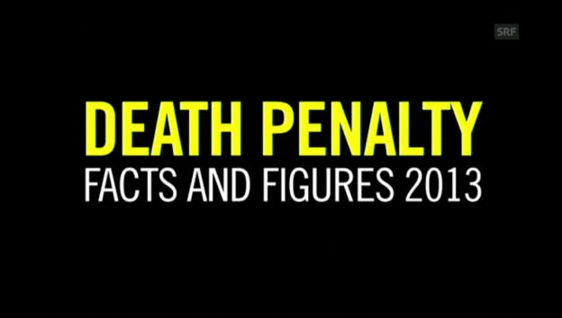 Video «Die Todesstrafen in Zahlen» abspielen