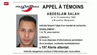 Video «Europaweite Fahndung nach Attentätern» abspielen