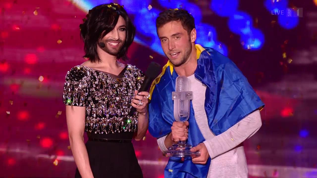 Schweden gewinnt den «Eurovision Song Contest 2015»