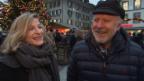 Video «Vater und Tochter sorgen für Weihnachtszauber» abspielen
