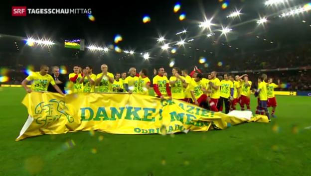 Video «Topf 1 für Schweizer Fussball-Nati» abspielen