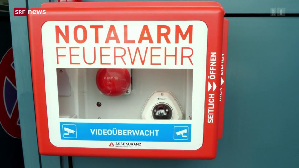 Feuerwehren setzen auf alternative Notrufsysteme