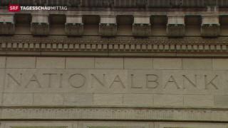 Video «SNB führt Negativzinsen ein» abspielen