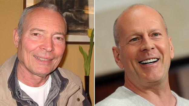Thomas Danneberg synchronisiert Bruce Willis