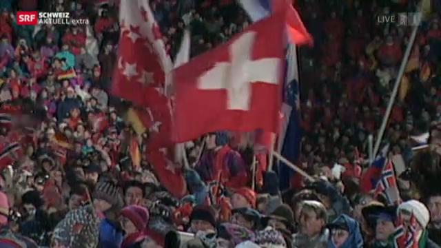 Schweiz aktuell extra vom 15.01.2013