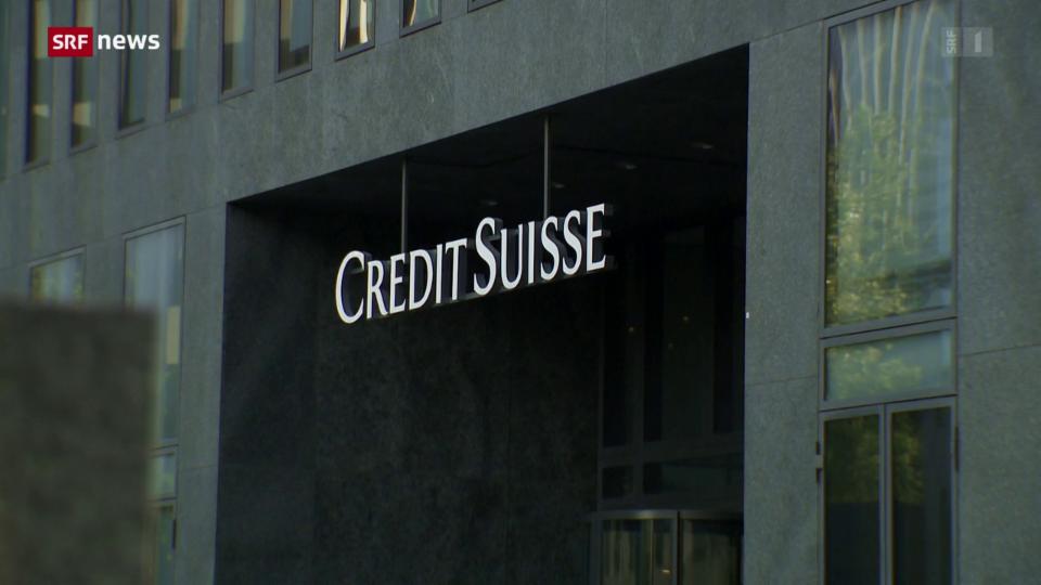 Ord Tagesschau: Temp difficil per la Credit Suisse