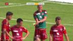 Video «Lausanne deklassiert Vaduz» abspielen