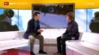 Video «Studiogast: Freeskier Fabian Bösch» abspielen