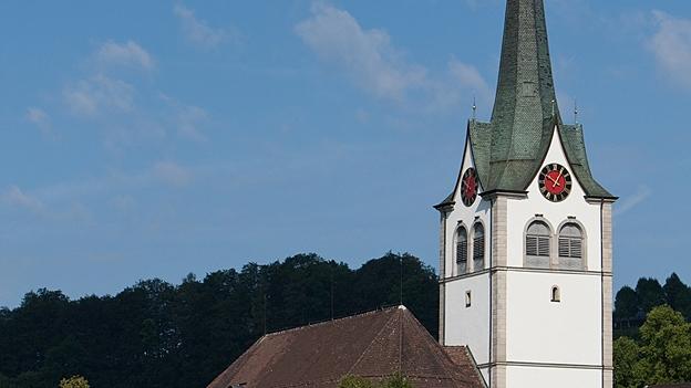 Glockengeläut der reformierten Kirche in Teufen