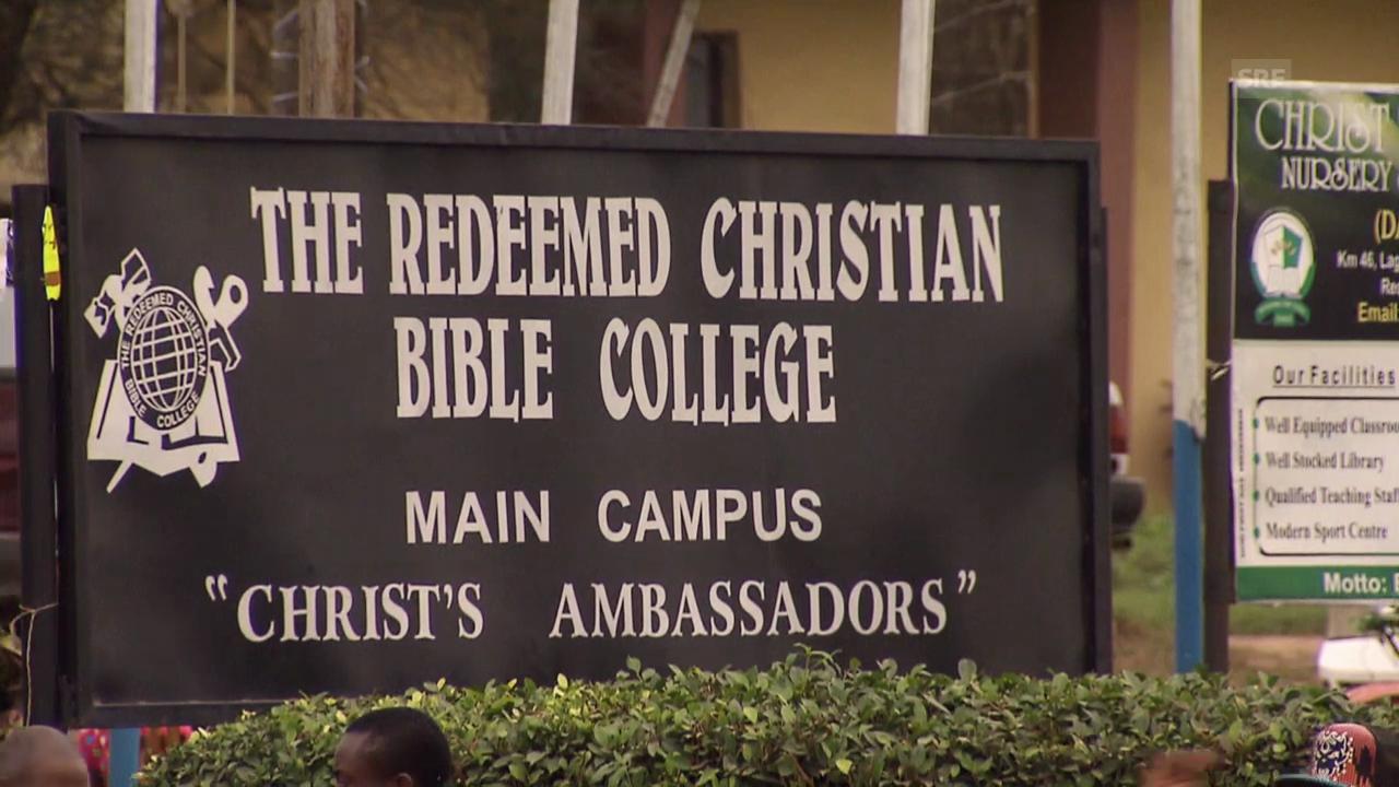 Das Redemption Camp in Nigeria