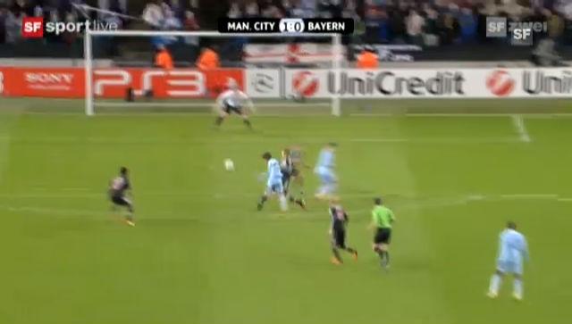 CL: Manchester City - Bayern München