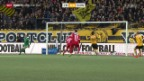 Video «Fussball: Young Boys - Sion» abspielen
