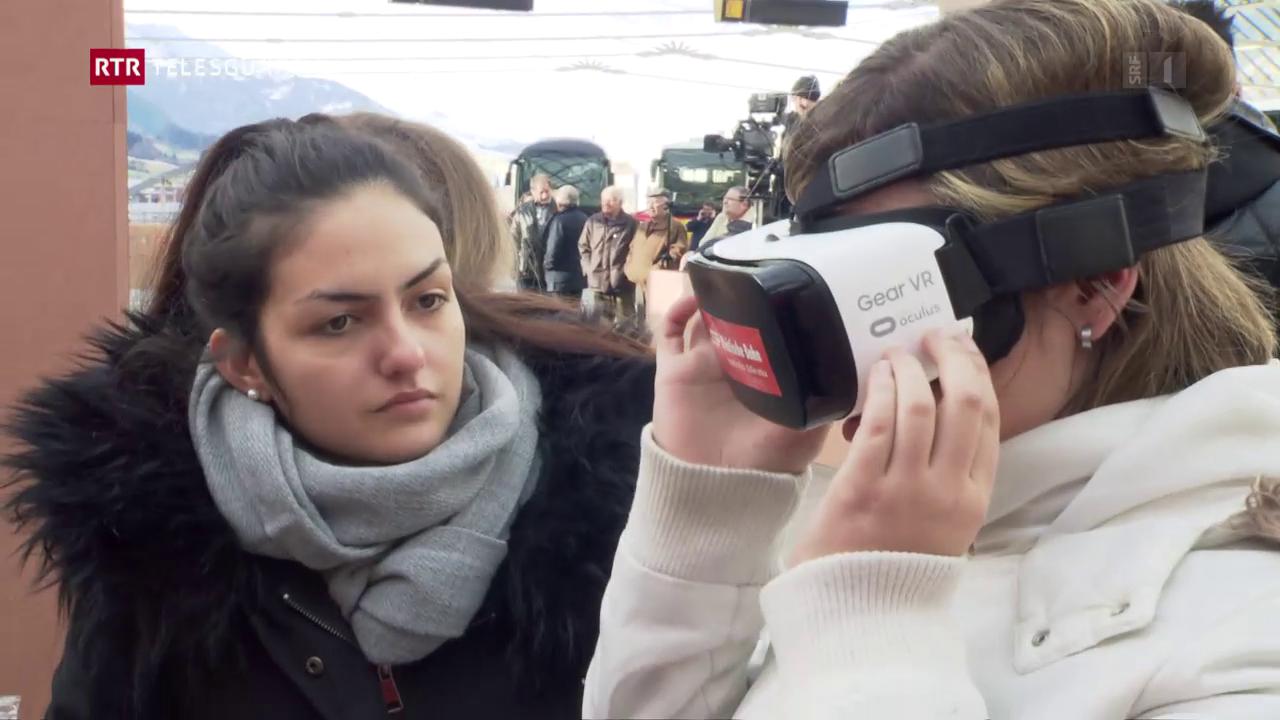 Di da digitalisaziun a la staziun dals autos da posta a Cuira