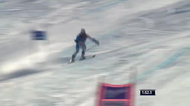 Ski: 2. Lauf Marc Berthod («sportlive»)