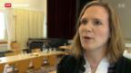 Video «Neue VCS-Präsidentin» abspielen