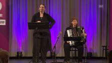 Video «Knuth und Tucek «Geburtstagsständchen»» abspielen