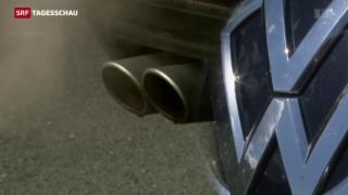 Video «Köpfe-Rollen auch bei VW-Tochterunternehmen» abspielen